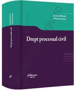 Gabriel Boroi, Mirela Stancu: Drept procesual civil, 2015