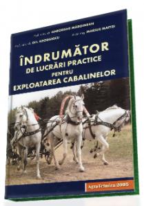 Indrumator de lucrari practice pentru exploatarea cabalinelor