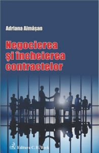 Negocierea si incheierea contractelor 2013 | Autor: Almasan Adriana