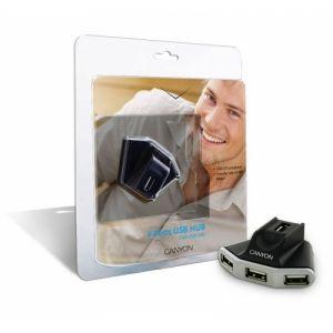 HUB USB 2.0 CANYON, 4 Porturi | CNR-USBHUB5