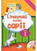 LITERATURA PENTRU COPII CLASA 1 [Carte cu CD cadou}