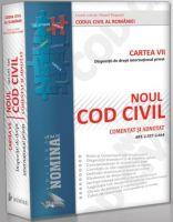 Dispozitii de Drept International Privat  | Cartea a VII-a | Noul Cod civil comentat si adnotat